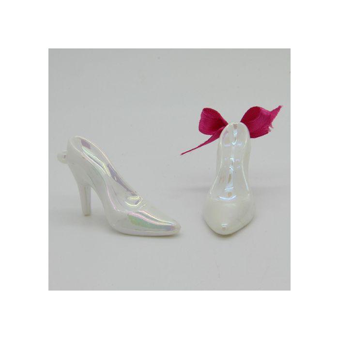Sujet dragées chaussure escarpins X8