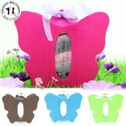 Boîte dragée carton Papillon X6