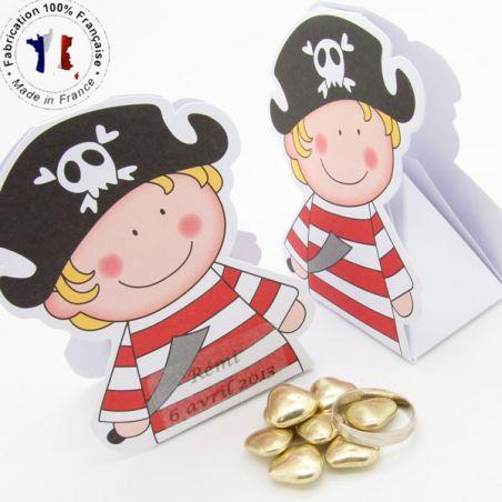 Boîte dragée Pirate X10