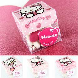 Boite dragées Hello Kitty X3 - Sanrio©
