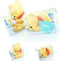 Boite dragées Winnie l'ourson X6 - Disney©