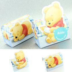 Boite dragées Winnie l'ourson X6 - Disney©