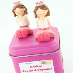 Mini Princesse 4.5cm lot de 2