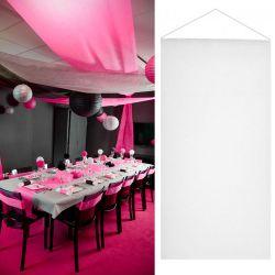 deco salle bapteme pour mieux accueillir vos invit s fleurs de drag es. Black Bedroom Furniture Sets. Home Design Ideas