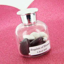 Boite dragées bouteille parfum (lot de 3)
