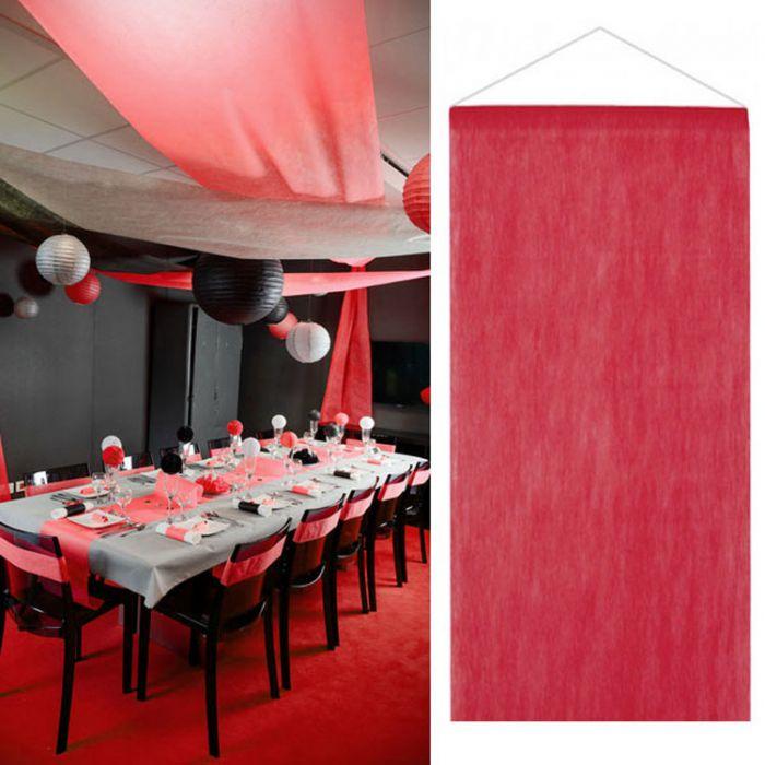 ... salle / Tenture / Tenture salle mariage pas cher (12mètre) - Bordeaux