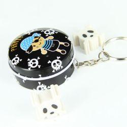Mini boite dragées Pirate - Porte clés