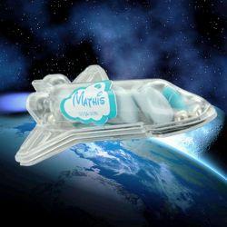 Boîte à dragées Navette spatial (les 3)