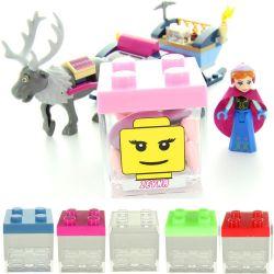 Boite dragées LEGO personnalisé - Baptême