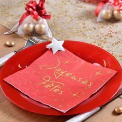 Drag es pour toutes occasions mariages bapt me fleurs de drag es - Serviette de table jetable ...