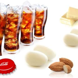 Dragées Cola, dragées coca cola