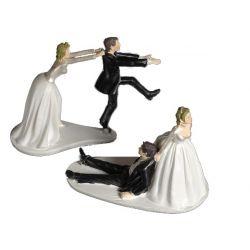 Couple Mariés Humoristique