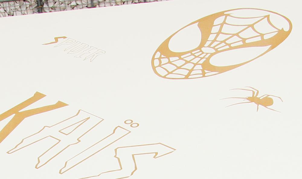 Table personnalisée enfant spider man, bureau enfant personnalisée